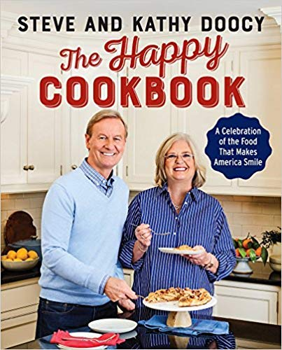 [The Happy Cookbook by Steve Doocy (Author), Kathy Doocy