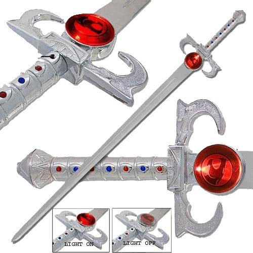 Deluxe Thundercats Lion-O's Sword of Omens Replica ()