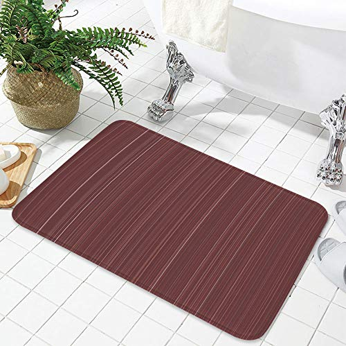(YOLIYANA Custom Carpet,Maroon,for Children Bedroom Corridor,19.69