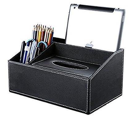office decorative accessories.  Decorative KINGFOM Multifunctional Creative Desk Tidy Organiser Tissue Box  Holder Pen Pencil Remote Control Intended Office Decorative Accessories I