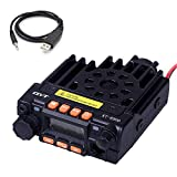 QYT KT-8900 Dual Band Mobile Transceiver VHF/UHF 136-174/400-480MHz 25/20W Mini Car Radio Amateur (Ham) Radio