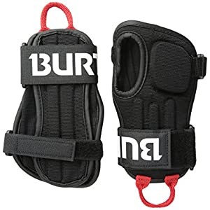 Burton Impact Wrist Guard, True Black, Medium