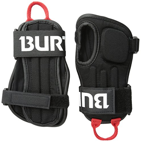 Burton Impact Wrist Guard, True Black, (Gear Brace)