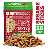 Sincerely Nuts Sesame Sticks