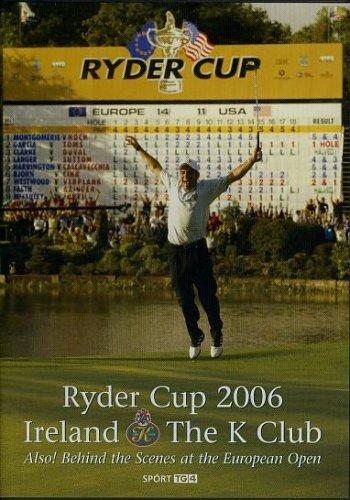 2006 Ryder Cup - Ryder cup 2006 | DVD