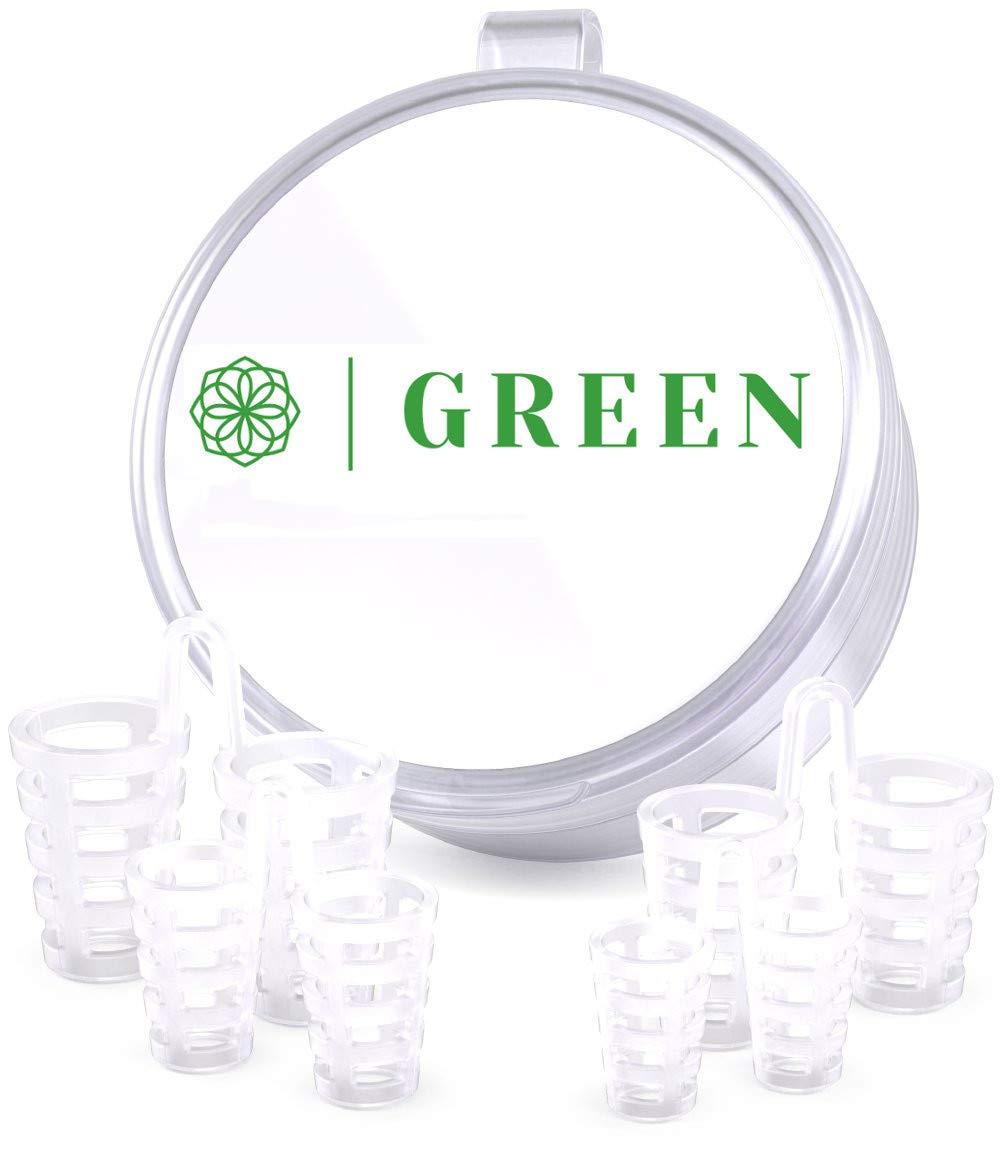 Schnarchen verhindern mit mit Schnarchstoppern von Green