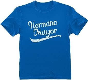 Green Turtle T-Shirts Camiseta para niños - Hermano Mayor - Regalo para Futuro Hermano Mayor