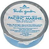 Georgia-Pacific 48240 Pacific Garden Air Freshener Gel Refill, Fresh Linen Scent (Case of 12 Fresheners)