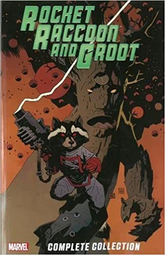 Rocket Raccoon & Groot - The Complete Collection: Amazon co