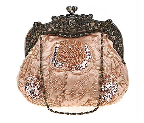 jooyi-women-ladys-embroidered-antique-beaded-party-clutch-vintage-rose-purse-evening-handbag-wedding