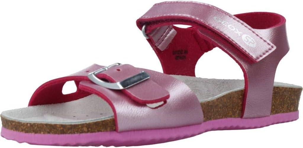 Geox Mädchen Sandalen Sandaletten J Adriel Girl Pink 31 EU