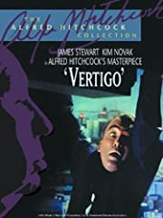 Vertigo by James Stewart