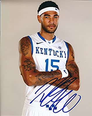 Autographed Willie Cauley-Stein Kentucky Wildcats 8x10 Photo