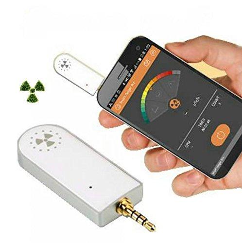 Smart Geiger Pro SGP-001 Nuclear Radiation...