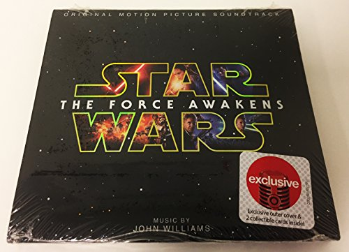 Star Wars: The Force Awakens (Super Deluxe) Ltd. / O.S.T. (Force Cd)