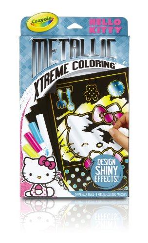 Crayola Metallic Extreme Coloring Markers