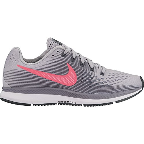 Galleon - Nike Women's Air Zoom Pegasus 34 Running Shoes (10.5 B US,  Atmosphere Grey/Racer Pink/Gunsmoke)