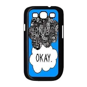 ALICASE Diy Back Case Okay Okay For Samsung Galaxy S3 i9300 [Pattern-1] wangjiang maoyi