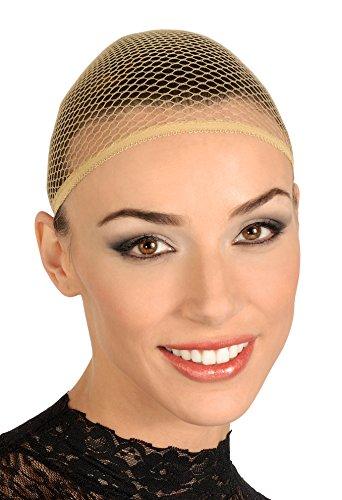 Wig Net (Rubie's Costume Co Women's Costume Wig Cap, Nude, One Size)