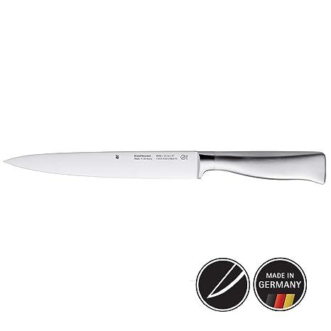 WMF Cuchillo de carne, longitud de hoja 20cm, colección Grand Gourmet