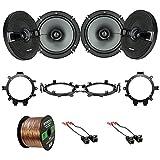 kicker speaker repair kit - 4x Kicker 44KSC6504 6.5