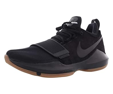 buy popular 2a978 7e64e Nike Pg 1 Basketball Men's Shoes Size 8 Black/Anthracite