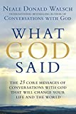 What God Said, Neale Donald Walsch, 0425268853