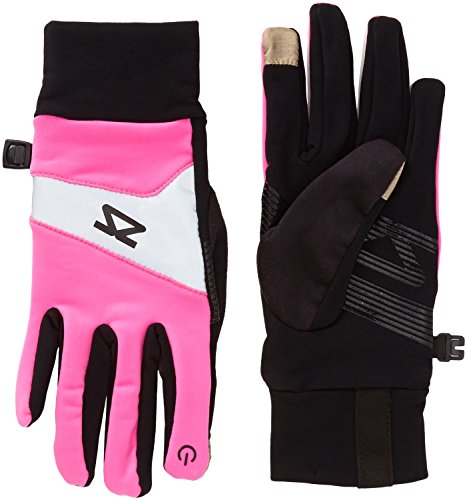 Zensah Reflective Touch Screen Running Gloves