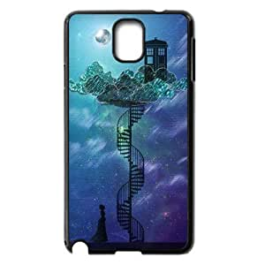 Custom High Quality WUCHAOGUI Phone case Doctor Who - Police Box Pattern Protective Case For Samsung Galaxy NOTE3 Case Cover - Case-15