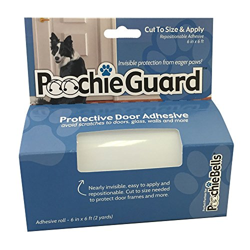 Amazon Poochieguard Invisible Lightweight Protective Clear Film