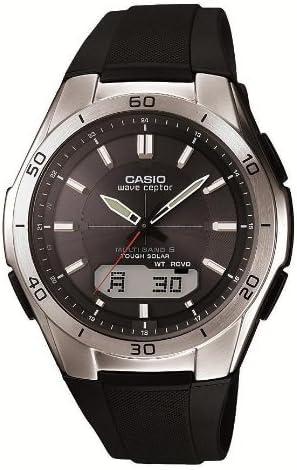 カシオ CASIO 腕時計 WAVE CEPTOR ウェーブセプター アナデジ マルチバンド6 世界6局対応電波 タフソーラー WVA-M640-1AJF メンズ 五ヶ国語表示