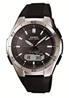 Casio Men's WVA-M640-1AJF Wave Ceptor Tough Solar Analog / Digital Watch [Japan Import]