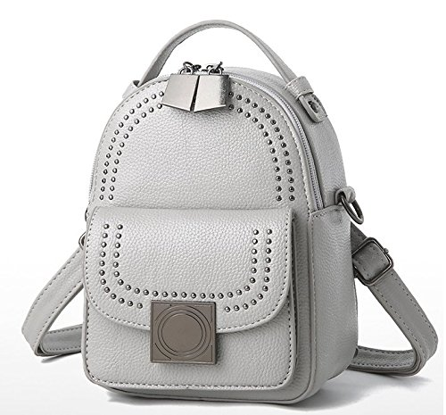 Girls Womens Casual Stylish Trendy MiNi Small Casual Backpack daypack come Sling  Bag 50ddd2cd1a7de