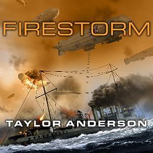 Firestorm Hörbuch