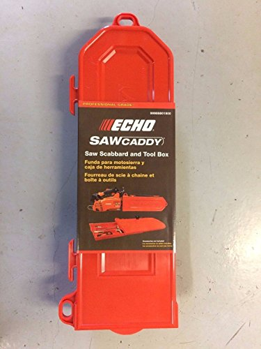 Echo 99988801900 New OEM Chainsaw Bar Cover Scabbard ToolBox Saw Caddy up to 20'' OEM + free ebook (Lawn You Dream Of) by Echo