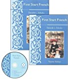 img - for First Start French Set -- Teacher, Student and CD book / textbook / text book