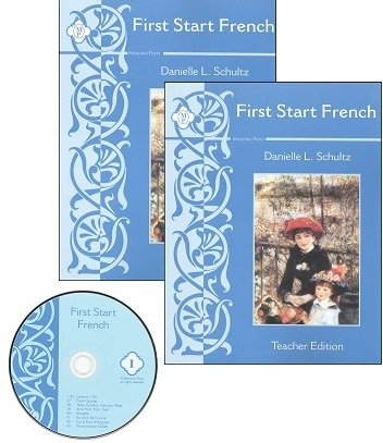 First Start French Set -- Teacher, Student and CD ebook