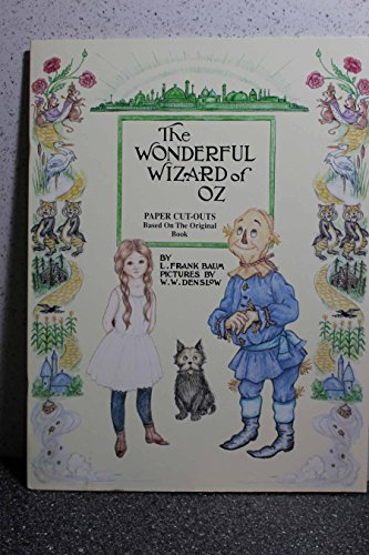 Wizard Of Oz Cut Outs - 7