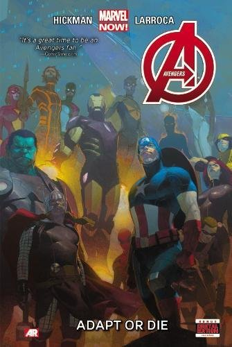 Download Avengers Volume 5: Adapt or Die (Marvel Now) (Avengers: Marvel Now) pdf epub