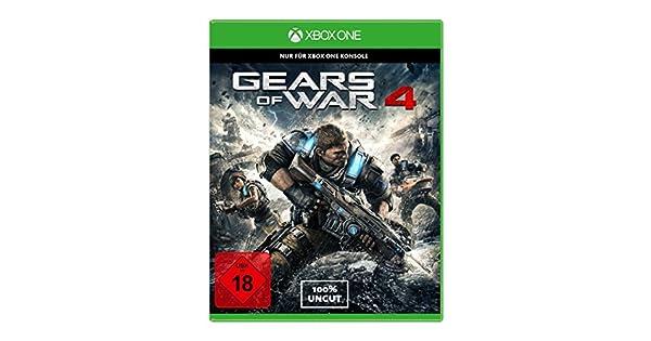 Gears Of War 4 [Importación alemana]: Amazon.es: Videojuegos