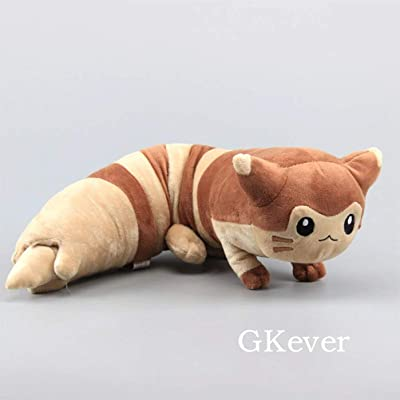 "LQT Ltd Anime Furret Plush Doll Cute Stuffed Animals Toy 20"" 50 cm Children Soft Toys : Baby"