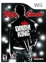 Rolling Stone Drum King - Nintendo Wii