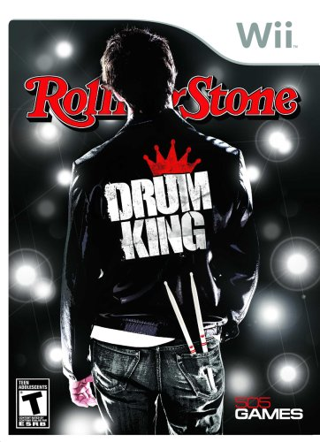 Rolling Stone Drum King - Nintendo Wii ()