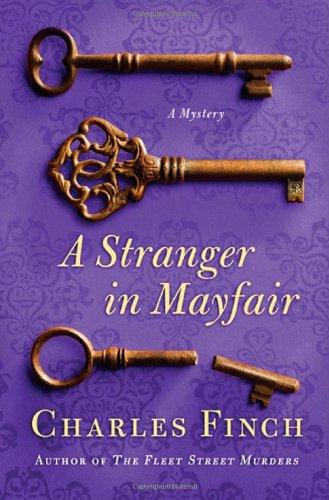 A Stranger in Mayfair (Charles Lenox - Atlanta In Lenox