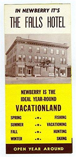 the-falls-hotel-brochure-newberry-michigan-upper-peninsula-1940s