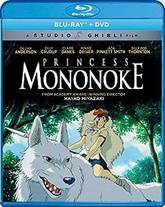 upc 826663181548 product image for Princess Mononoke (Bluray/DVD Combo) [Blu-ray] | barcodespider.com