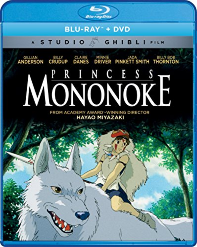 Princess Mononoke [Blu-ray + DVD]