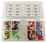 Littelfuse 00940570ZXA Micro2, Micro3, MCase Fuse Commercial Assortment, 135-Piece (Pack of 135)