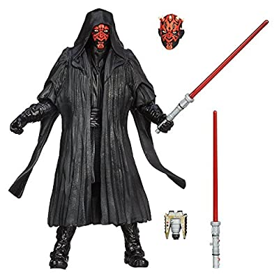 Star Wars The Black Series Darth Maul Figure 6 Inches