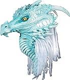 Morris Costumes Arctic Dragon Premiere Mask
